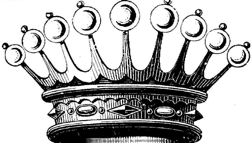 欧式 皇冠图片