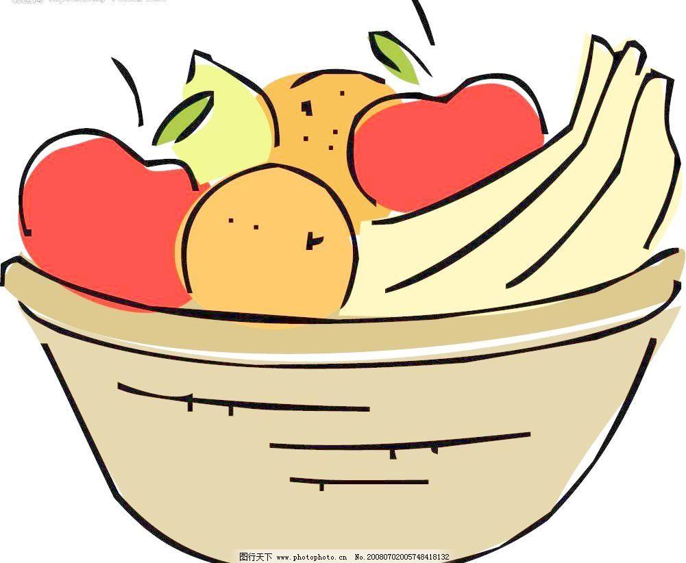 水果类矢量图图片