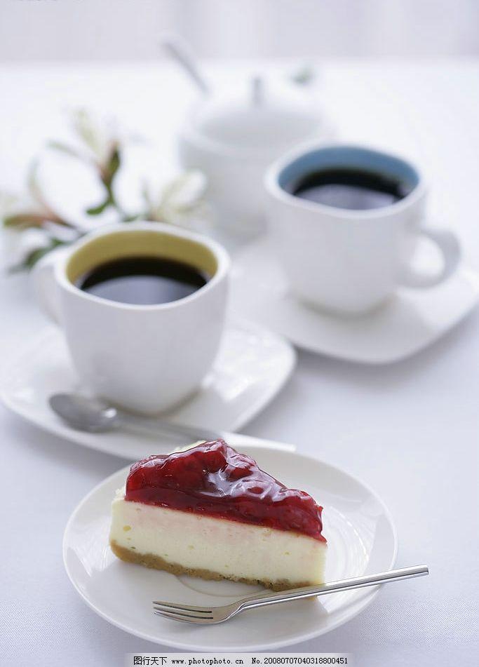 西式下午茶图片