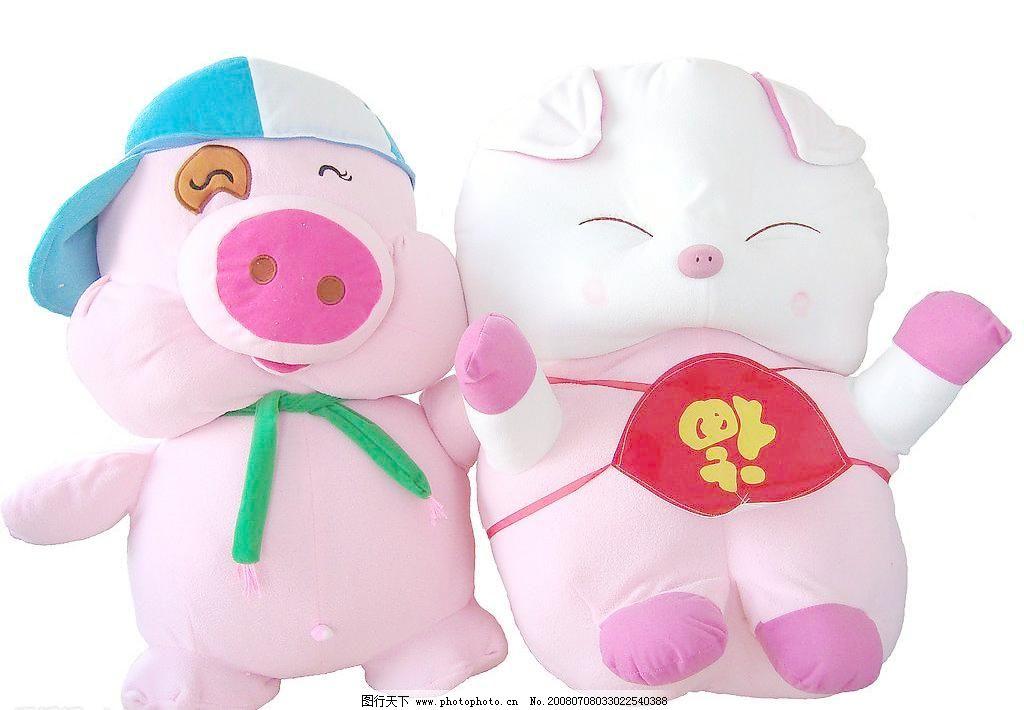 可爱猪宝宝图片