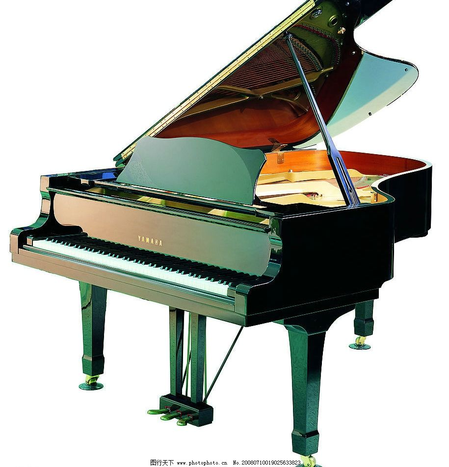 钢琴 乐器 音乐之声 文化艺术 舞蹈音乐 设计图库 72dpi jpg