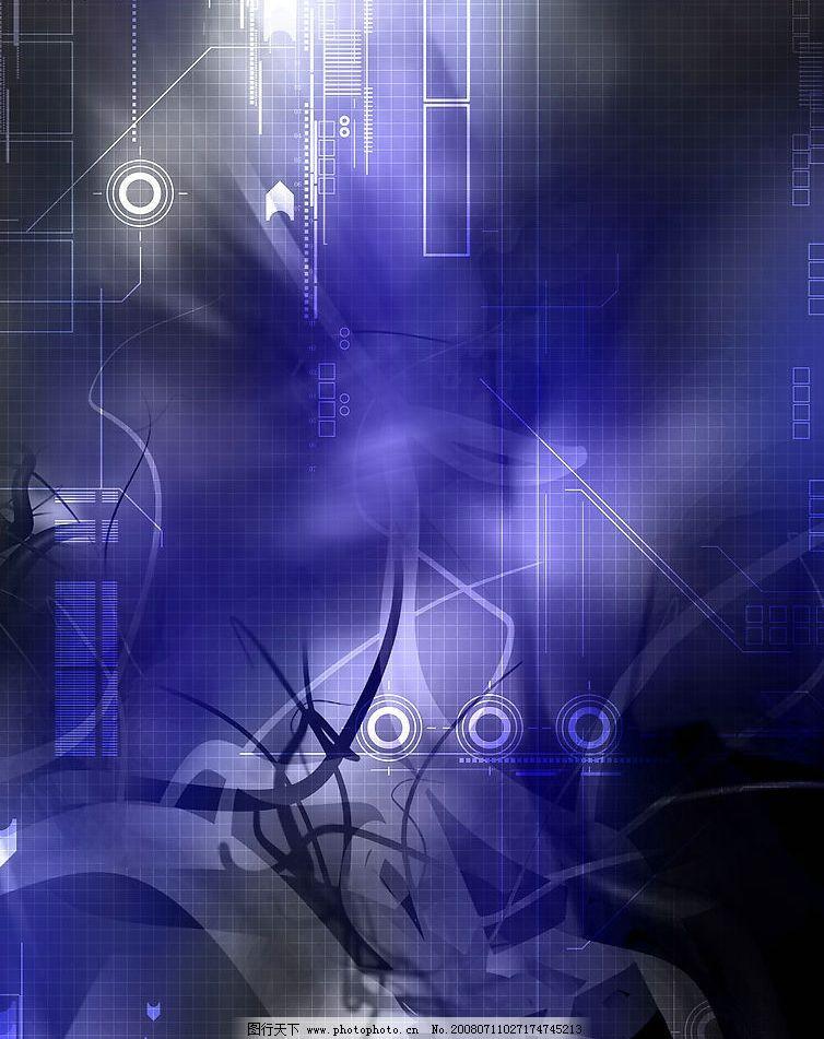 3d图形 科技 底纹 现代科技 其他 3d图形一 设计图库 300 jpg