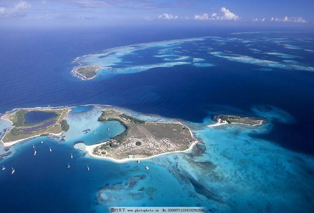大海图片 大海 地球 俯视大海图 旅游摄影 自然风景 摄影图库 72dpi