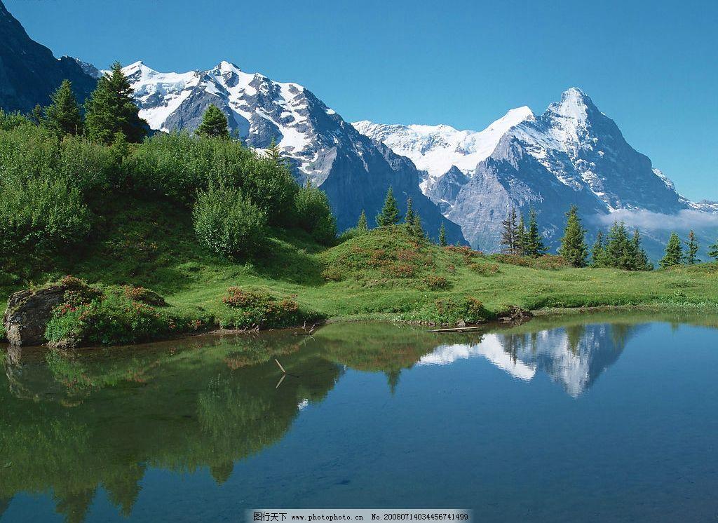生态环境 风景 山水 自然景观 山水风景 摄影图库 350dpi jpg