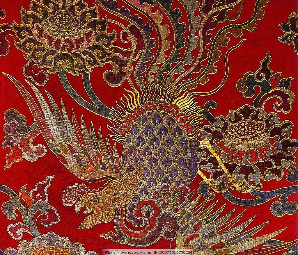 锦绣 绣品 织锦 官服图案 中国传统素材 文化艺术 传统文化 古典风格