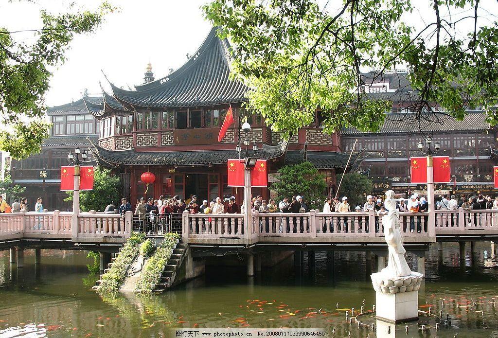 城隍庙 上海 中国特色古建筑 人文景观 旅游 摄影 旅游摄影 国内旅游