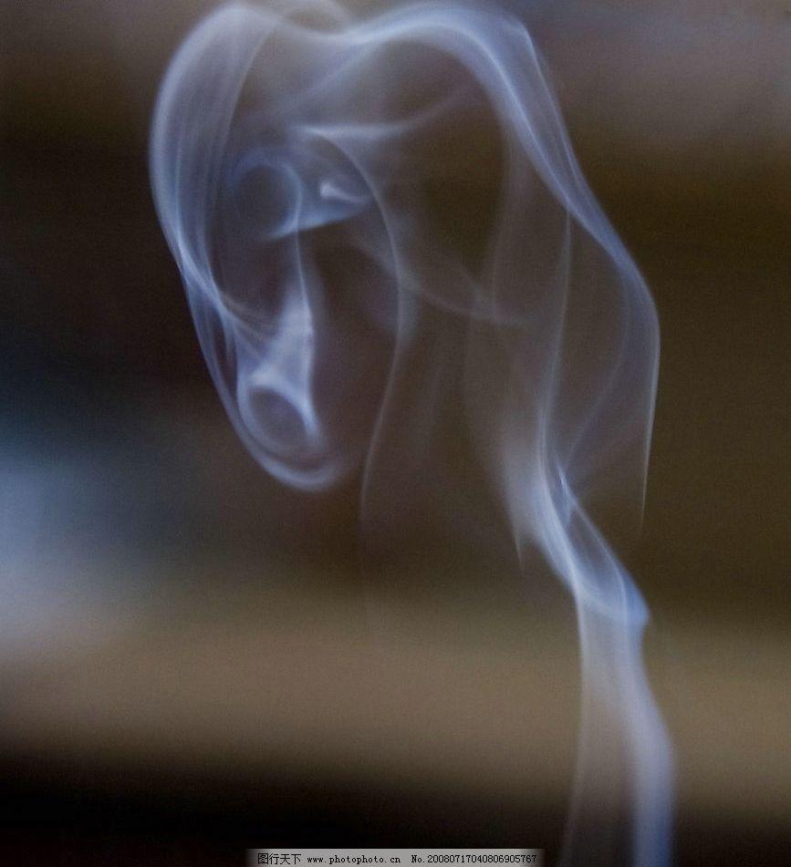创意空间青烟 青烟 其他 图片素材 摄影图库 72dpi jpg