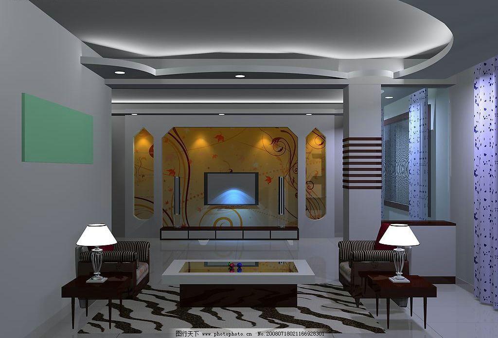 室内装修效果图 室内 3d        3d设计 3d作品 设计图库 72dpi jpg