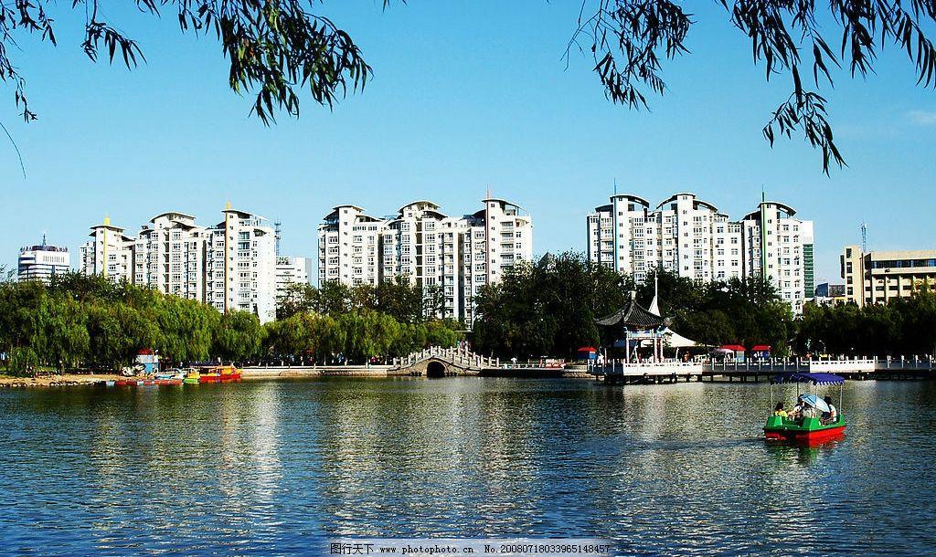 秦皇岛汤河公园图片