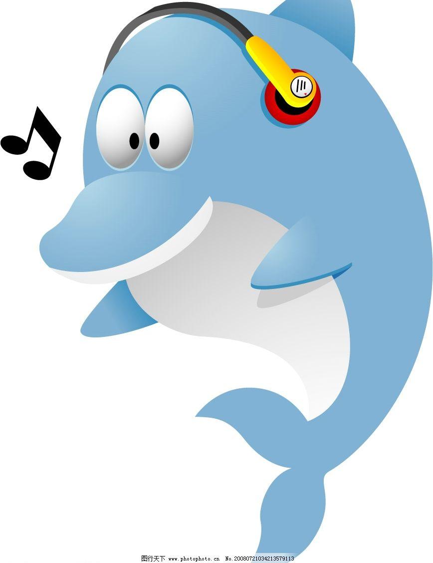 听音乐的海豚gg 漫画 动画