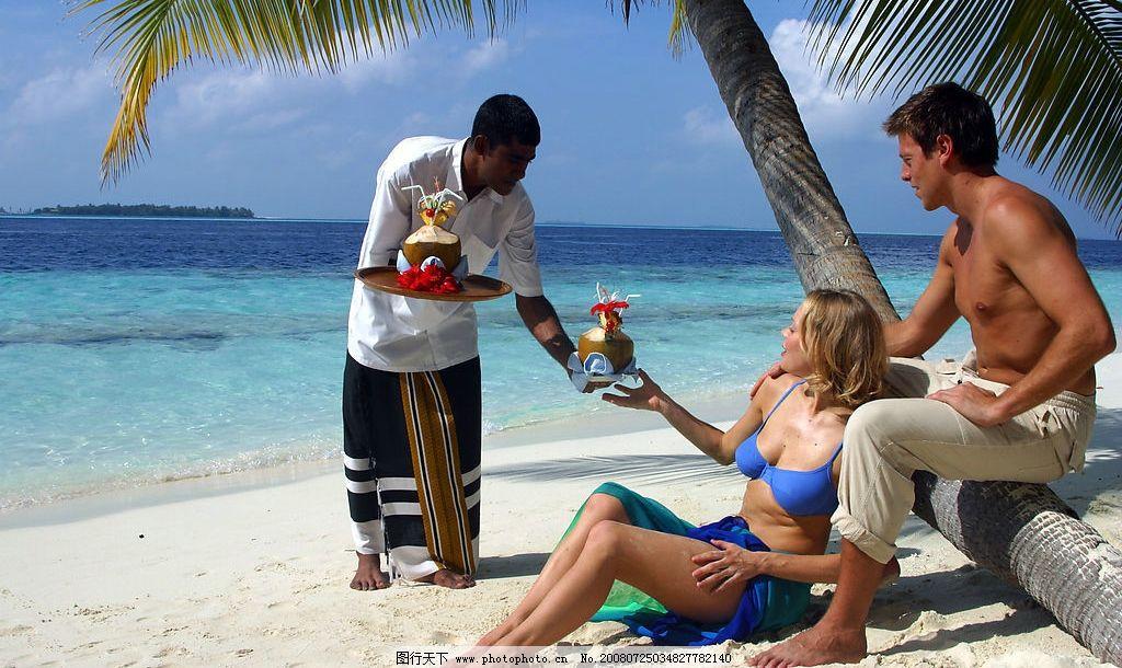 马尔代夫蜜月之旅图片