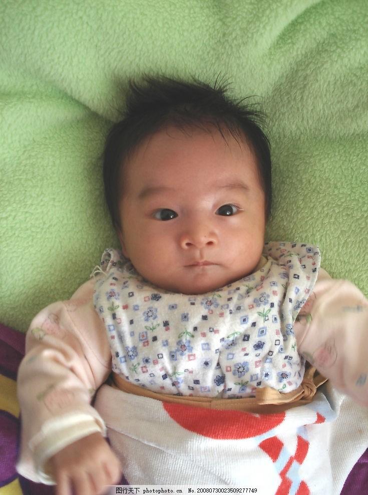 可爱婴儿 照片 天真 摄影图库