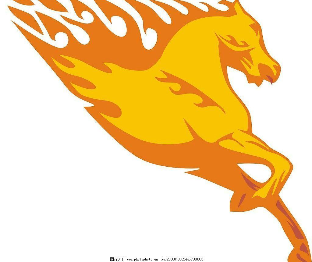 动物蝴蝶纹身图图片