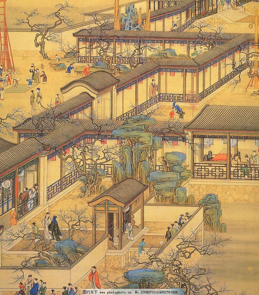 古代房子图片