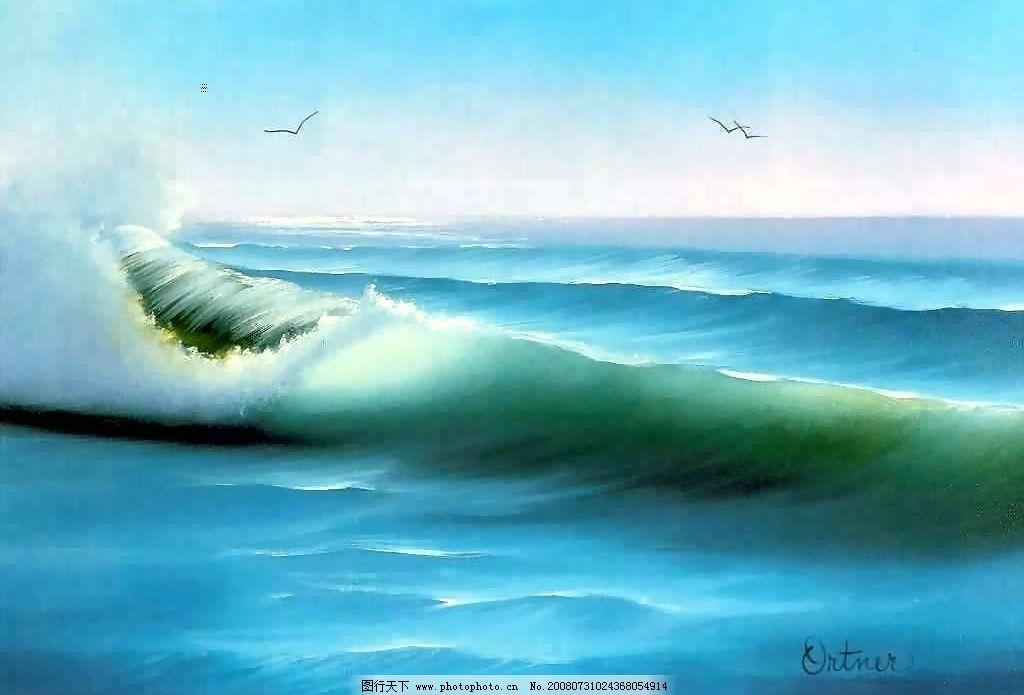 梦幻海洋图片