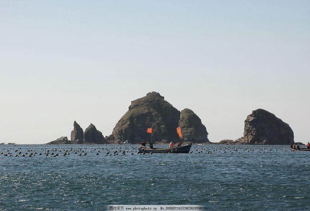 大连长海 长海 海岛 钓鱼 旅游摄影 国内旅游 海岸景色 摄影图库 180d