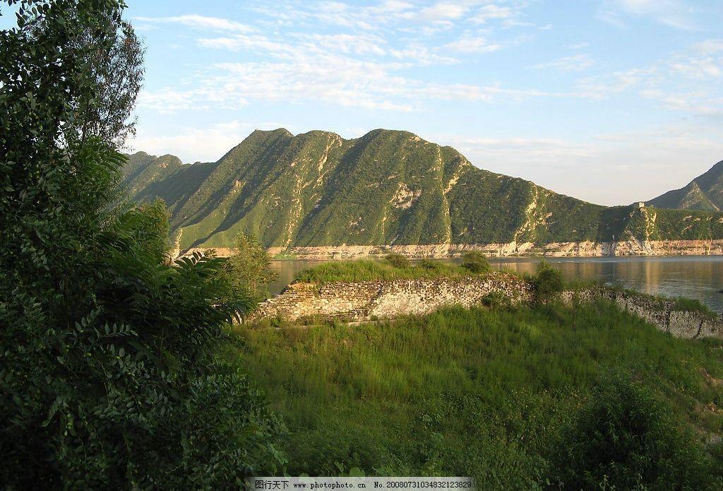 韩国风光 树木山水 自然景观 自然风景 摄影图库 180dpi jpg
