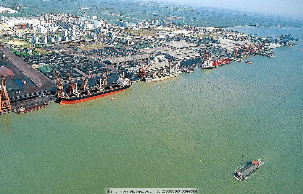 港口风景图片