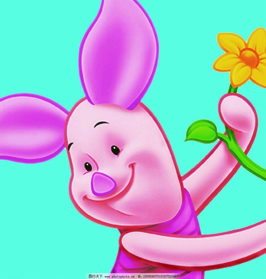 迪斯尼猪 迪斯尼 猪 动漫动画 动漫人物 迪斯尼(disnep) 设计图库 61