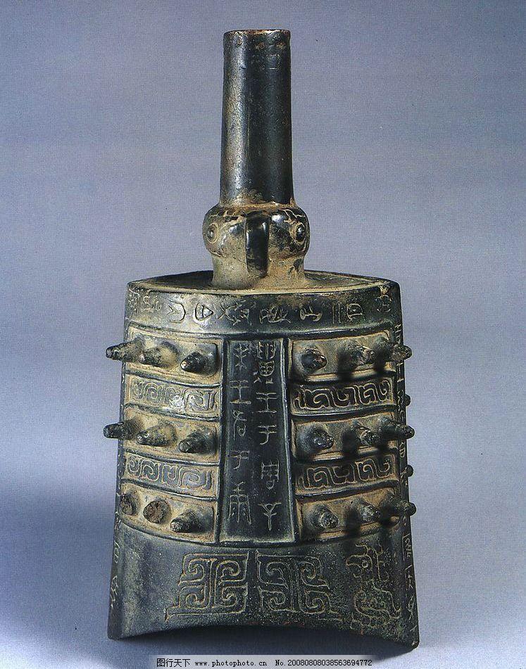 青铜编钟乐器图片
