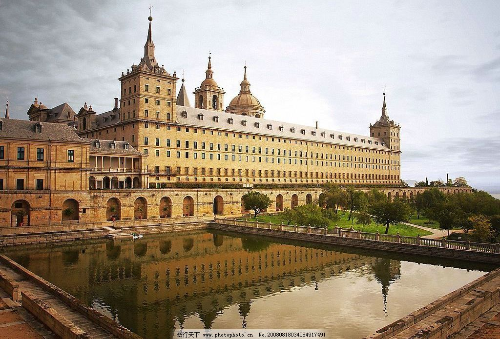 西班牙风光 欧式建筑 西班牙 风景 城堡 古堡 旅游摄影 国外旅游 摄影