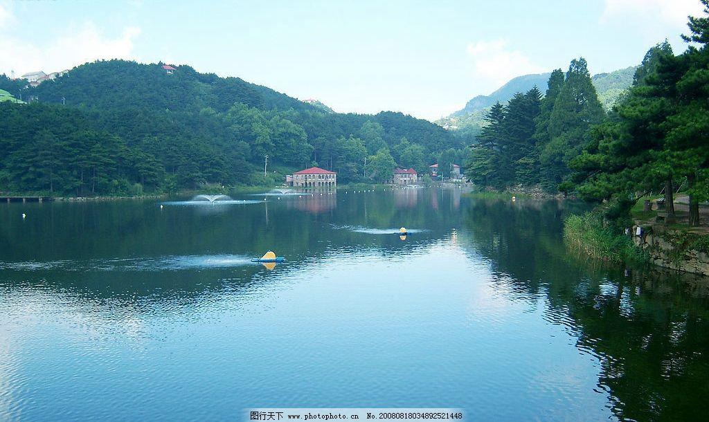 庐山风光 摄影 自然 山水 自然景观 自然风景 摄影图库