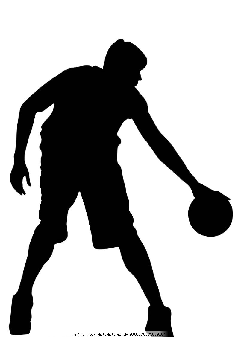 篮球人物2 篮球 psd分层素材 人物 源文件库 72dpi psd