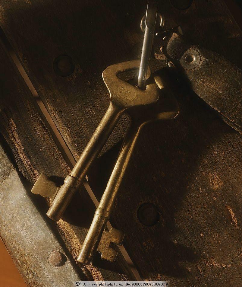 钥匙 古老钥匙 开启历史 生活百科 家居生活 摄影图库 300dpi jpg
