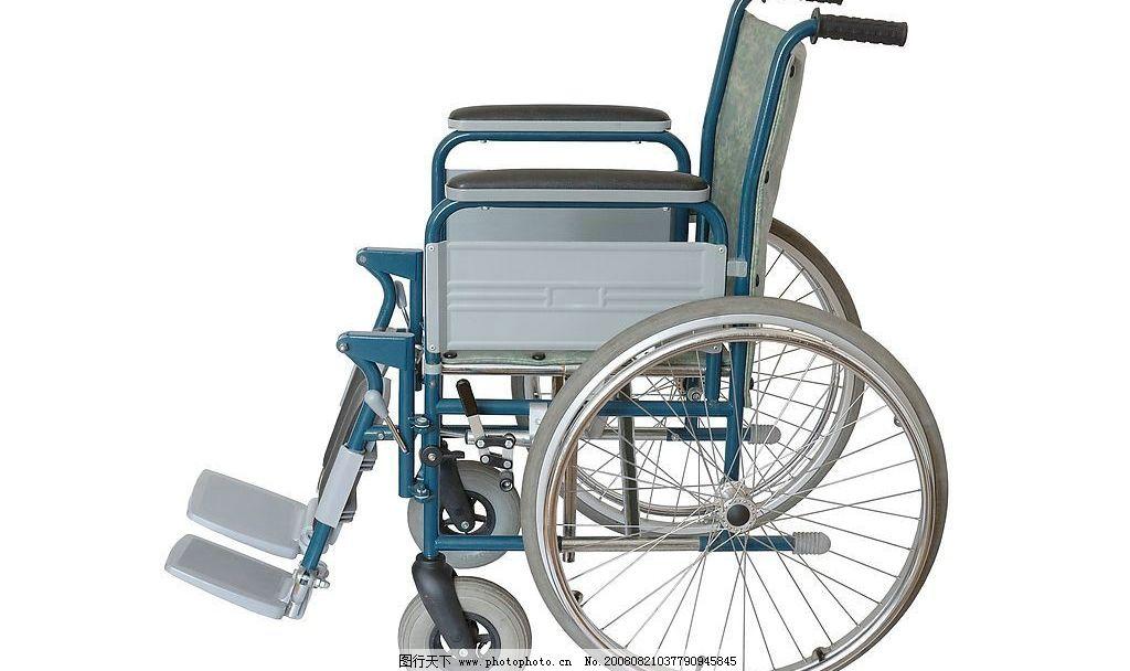 轮椅 病人 残疾人 用品 生活百科 其他 摄影图库 300dpi jpg