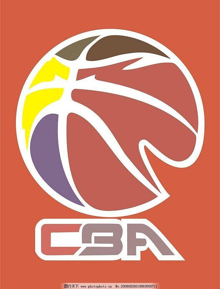 cba标cdr8 cba cba联赛 中国篮球联赛 crd 标志 标识标志图标 企业