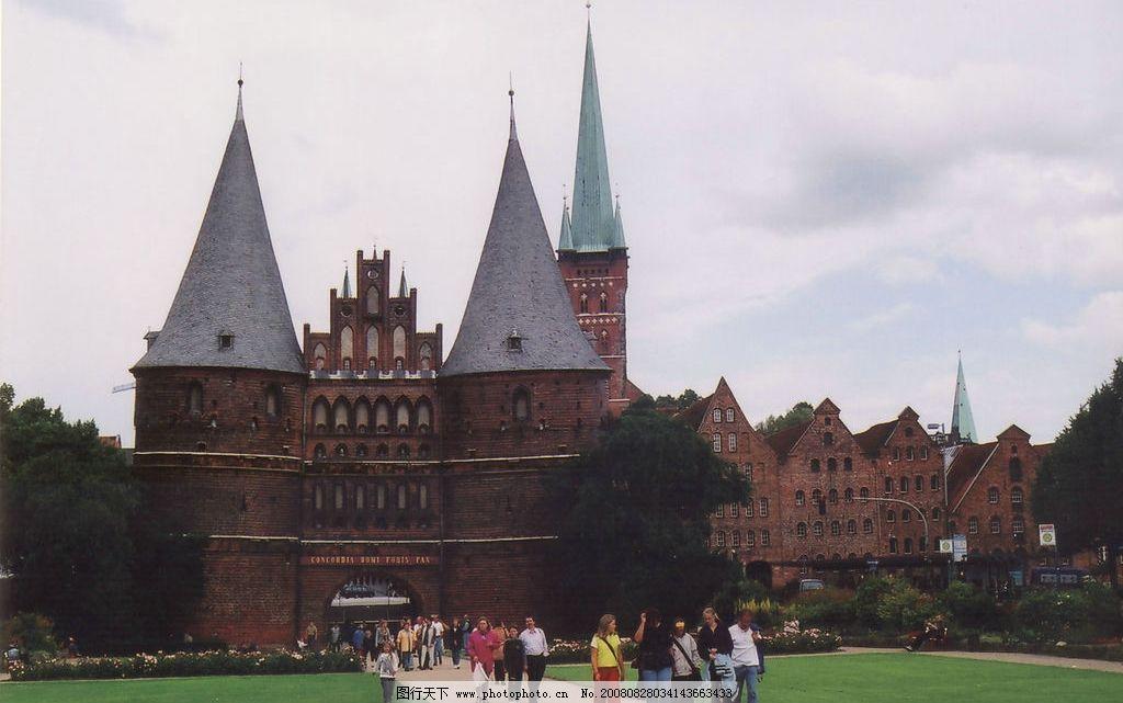 德国风光 海外风光 德国 风景 教堂式建筑 旅游摄影 自然风景 摄影