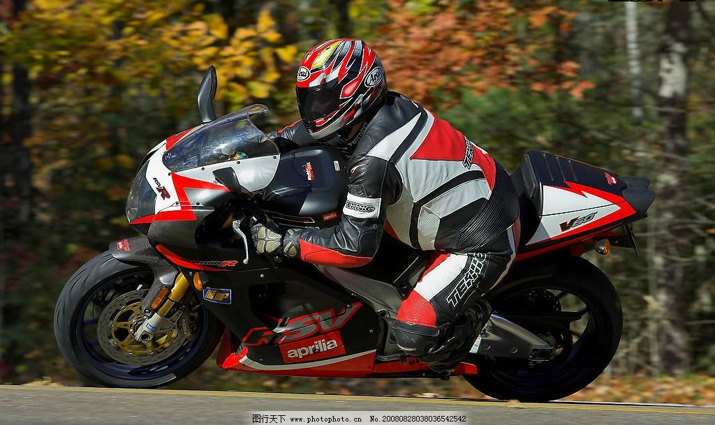 摩托车 运动 赛车手 现代科技 交通工具 摄影图库