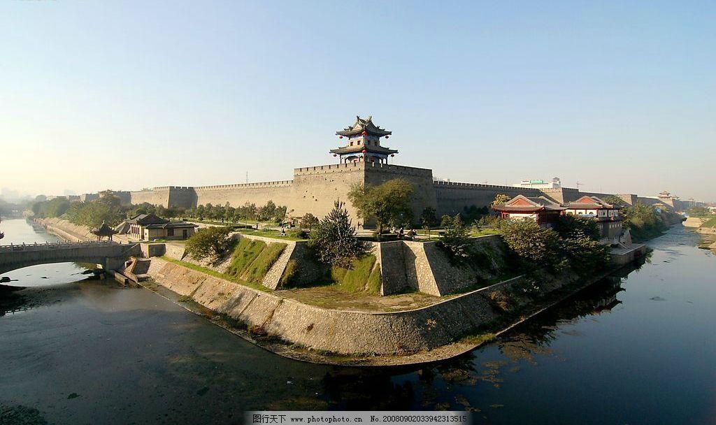 法门寺 华清池/西安古城墙图片