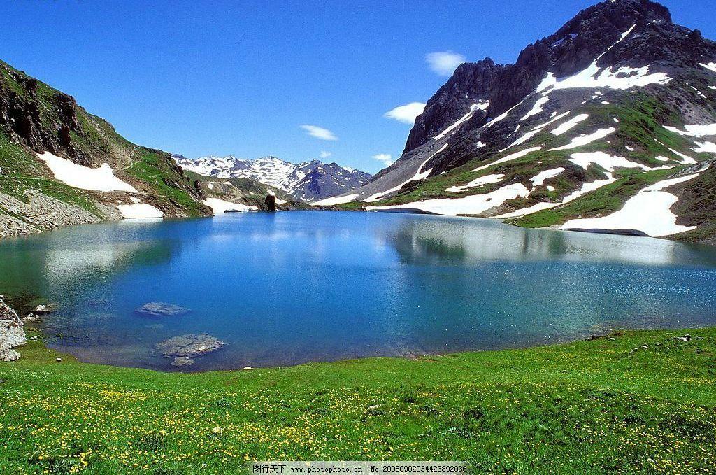 湖光水色 森林 树木 绿色 茂密 挺拔 自然 山水风景 原生态 风光摄影