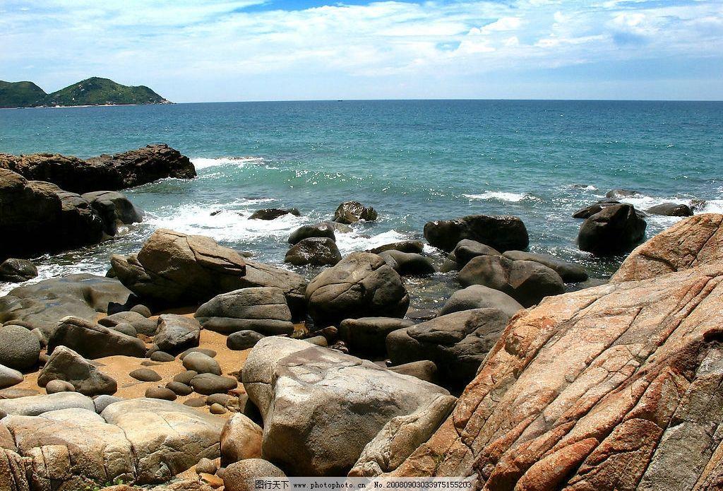 牛岭风光 牛岭 怪石 礁石 海南风光 海岸 海滩 旅游摄影 国内旅游