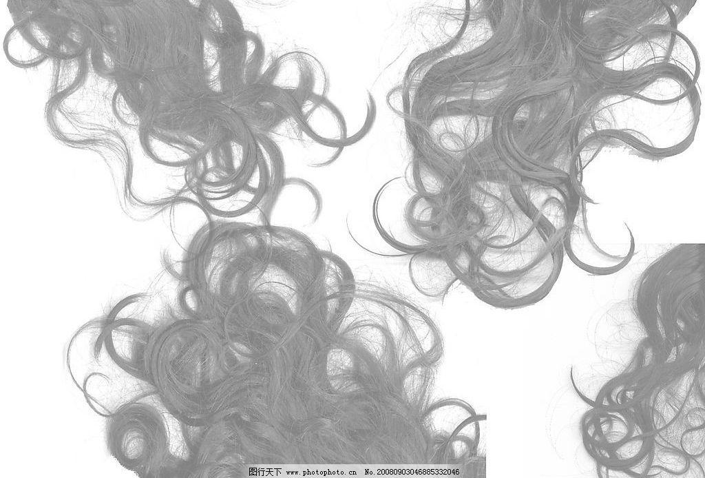 学习动漫手绘头发