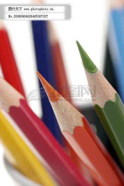 彩笔 铅笔 画笔 蜡笔 彩笔免费下载 图片素材 风景生活旅游餐饮