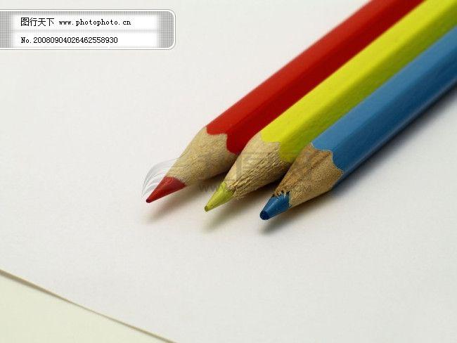 彩笔 画笔 蜡笔 铅笔 彩笔 铅笔 画笔 蜡笔 图片素材 风景|生活|旅游