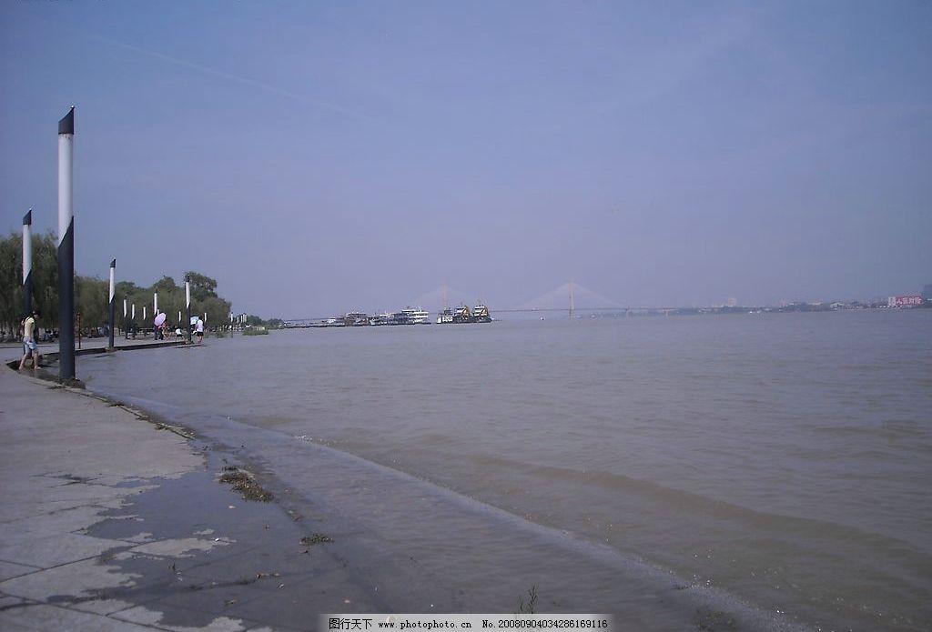 汉口江滩 长汉 武汉 汉滩 园林 风景 旅游摄影 人文景观 摄影图库
