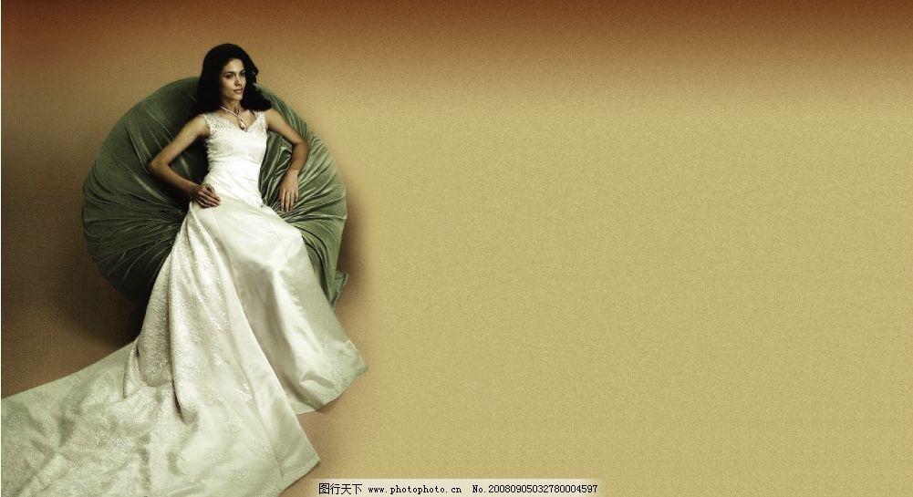 房产美女 美女分层 长裙美女 白衣长裙 psd分层素材 人物 源文件库 72