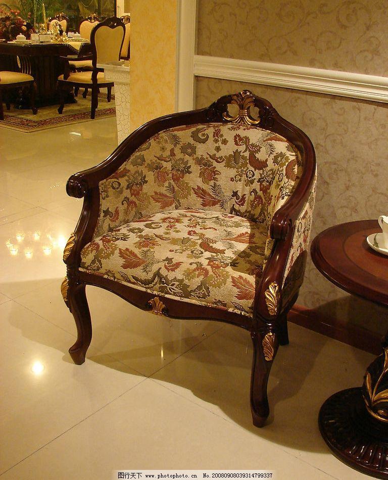 欧式沙发拆靠背图片