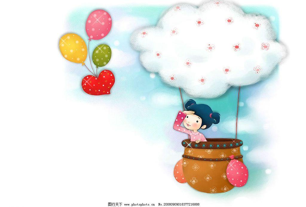 韩国卡通童年壁纸 可爱 动漫动画 桌面壁纸