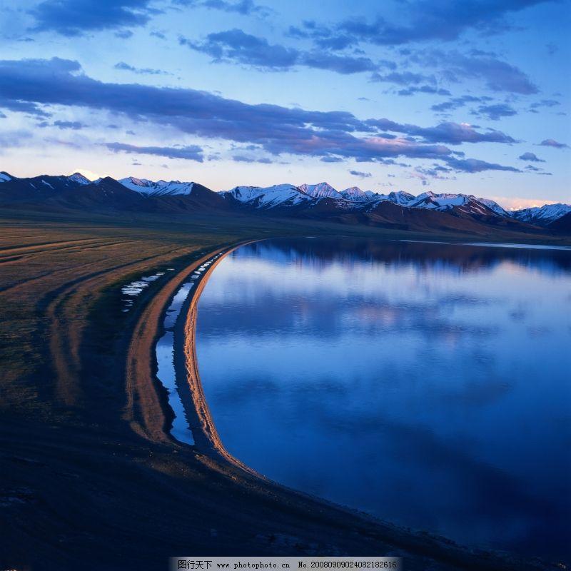自然风景 壮丽河川
