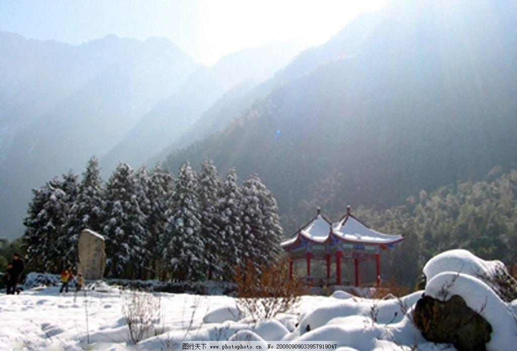 仰山积雪图片,宜春 旅游 风景 国内旅游 宜春八景-图