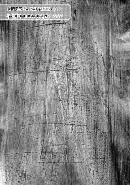 全球首席大百科 笔刷 笔触 刷痕 水墨 黑白 线条 纹理 肌理 艺术