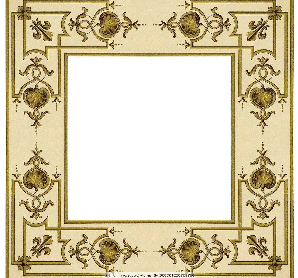 欧洲花纹图片图片