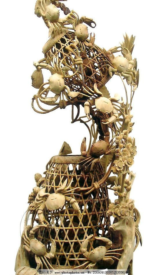 潮州木雕6图片
