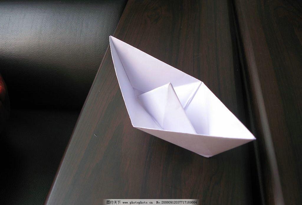 小学生手工制作纸船