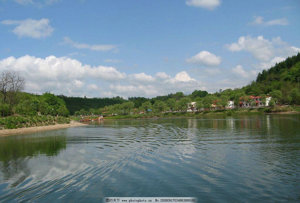 玄武湖 黄椅山 火山森林公园 蓝天 白云 湖光 自然景观 自然风景 原创