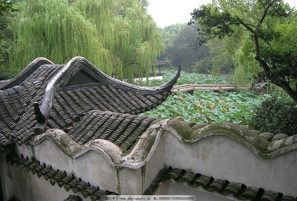 江南2 江南风景 苏州园林 拙政园 古建筑 建筑园林 园林建筑